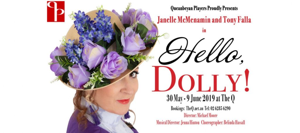 Hello Dolly promotion photography